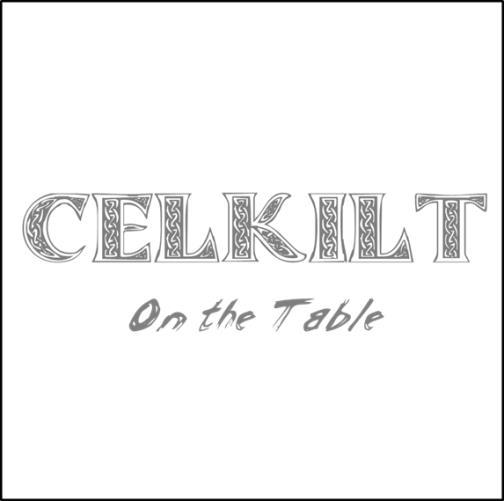 CELKILT FESTIVE CELTIC ROCK CELTIQUE FESTIF